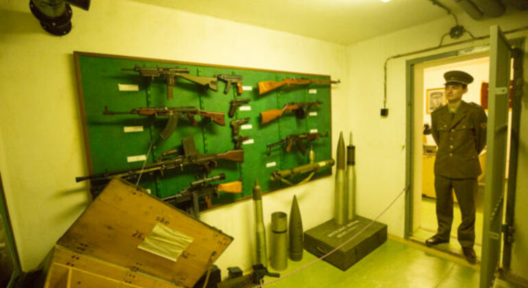 Visit to the Bunker and Communism in Prague Provided by Vive Praga Tours