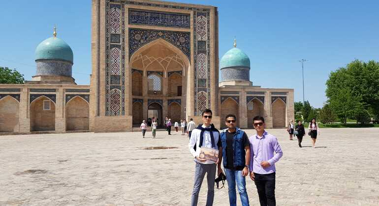 Free Guided Tour in Tashkent Provided by Dilshod
