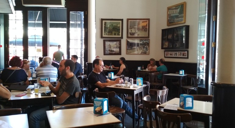 Barcelona through its Historical Cafes Spain — #14