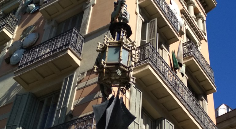 Barcelona through its Historical Cafes Spain — #7