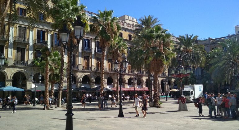 Barcelona through its Historical Cafes Spain — #6