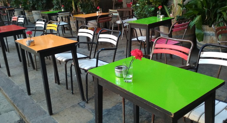 Barcelona through its Historical Cafes Spain — #5