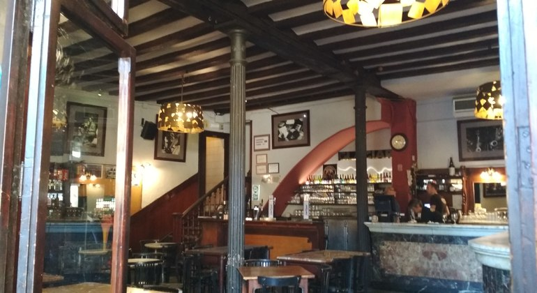 Barcelona through its Historical Cafes Spain — #2