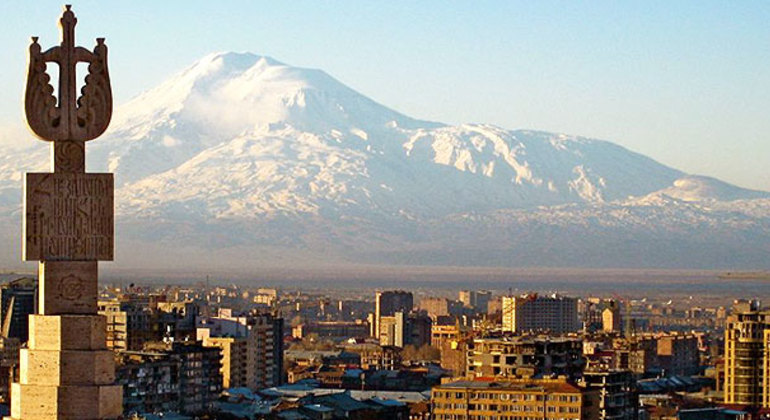 Free Cultural Walking Tour in Yerevan Provided by Greater Armenia Tours