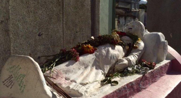 Cemetery Tour in Quetzaltenango Provided by Ligia Carolina Reyes Escobedo