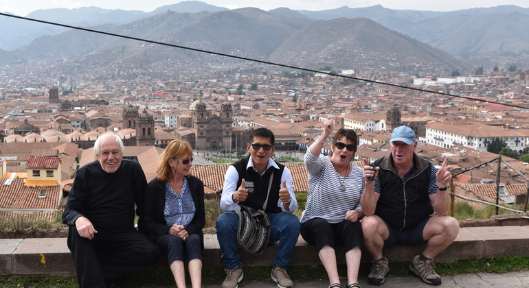 Small Group Tour: Cusco City Operado por KANTU PERU TOURS