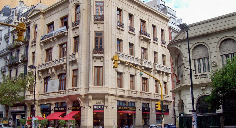 Free Buenos Aires Historical Tour Argentina — #10