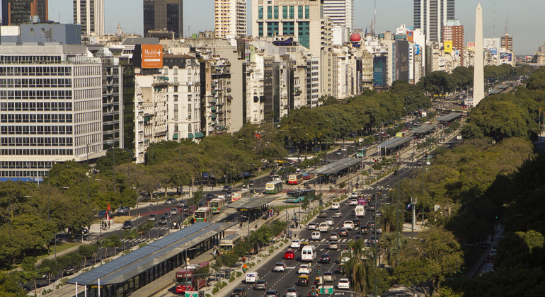 Free Buenos Aires Historical Tour Argentina — #9