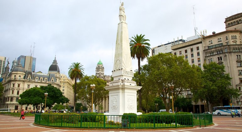 Free Buenos Aires Historical Tour Argentina — #6
