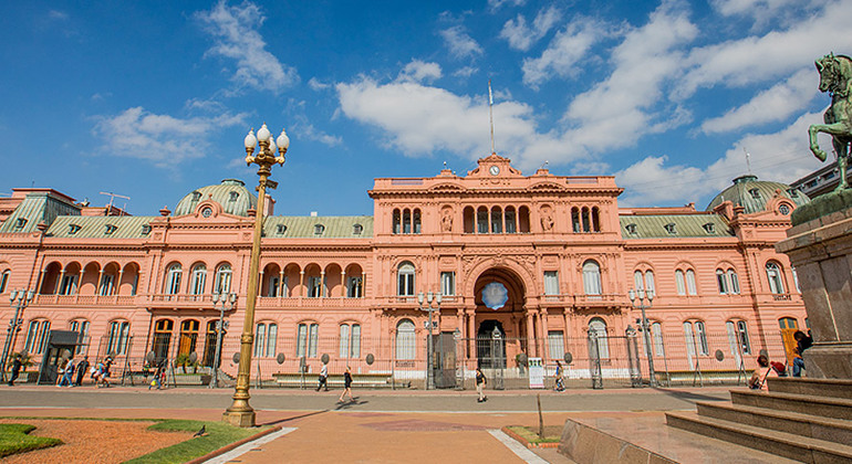Free Buenos Aires Historical Tour Argentina — #5