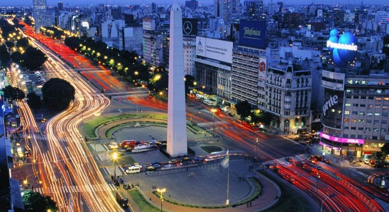 Free Buenos Aires Historical Tour Argentina — #3
