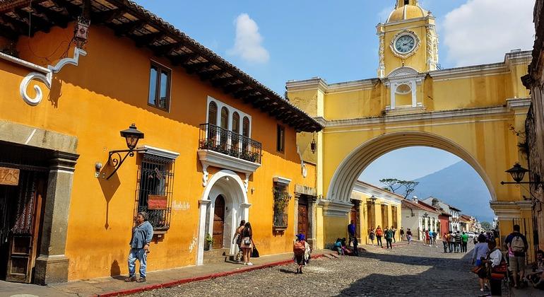 Free Tour a Pie por la Antigua Guatemala Guatemala — #1