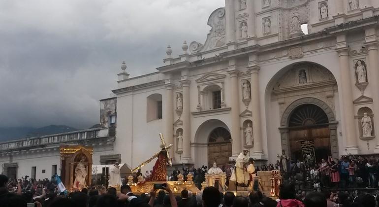 Free Tour a Pie por la Antigua Guatemala Guatemala — #5