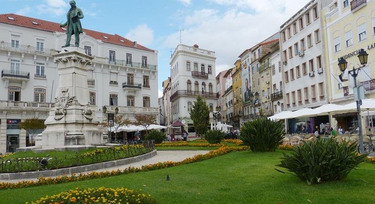 Coimbra Authentic Walking Tour Provided by Sofia Freitas
