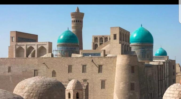 Welcome to Bukhara Walking Tour Uzbekistan — #2