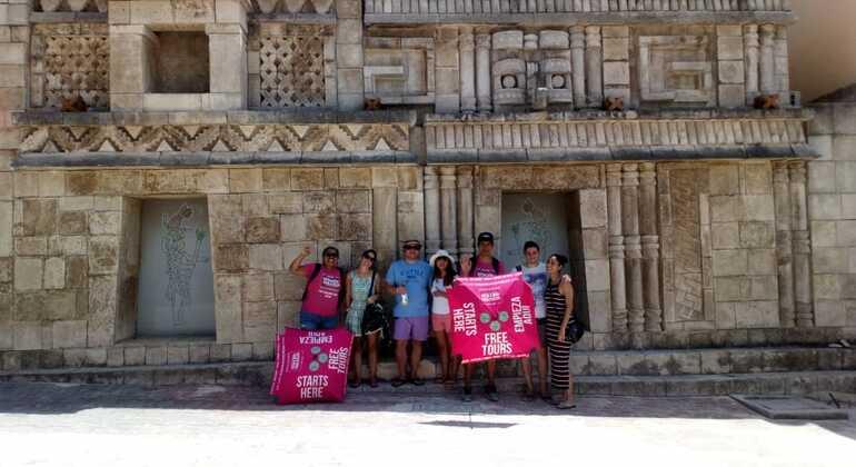 Free Walking Tour Playa del Carmen - Estación México - Playa
