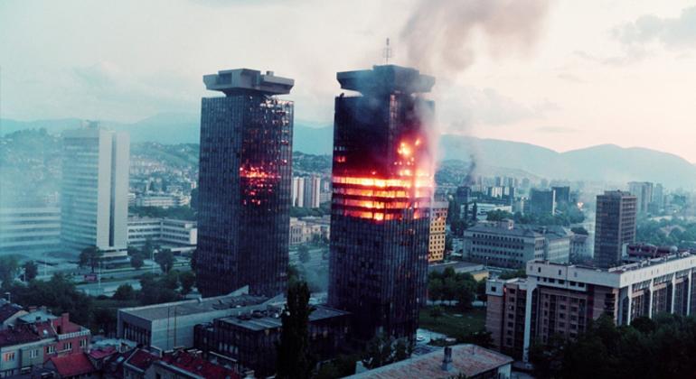 1992-1995 Siege of Sarajevo Free Tour - Sarajevo | FREETOUR.com