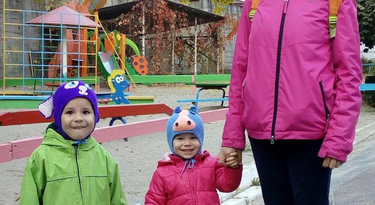 Kyiv Family Walking Tour Provided by Olena