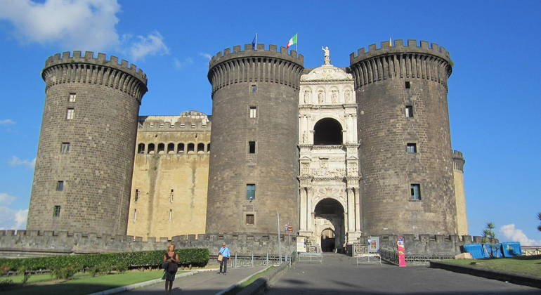 Best of Naples Free Walking Tour Provided by Napoli That's Amore