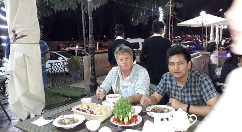 Walking Tour: Amazing Tashkent Provided by Numonjon