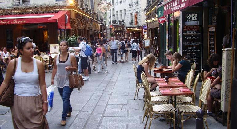Paris Free Latin Quarter Tour Provided by Antoine Friend