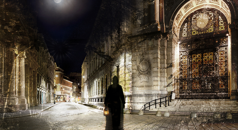 Dark Ghost Walking Tour Provided by Walkabout Tours