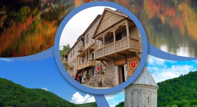Private Guided Tour to Sevan Lake, Dilijan & Goshavank Monastery Provided by Greater Armenia Tours