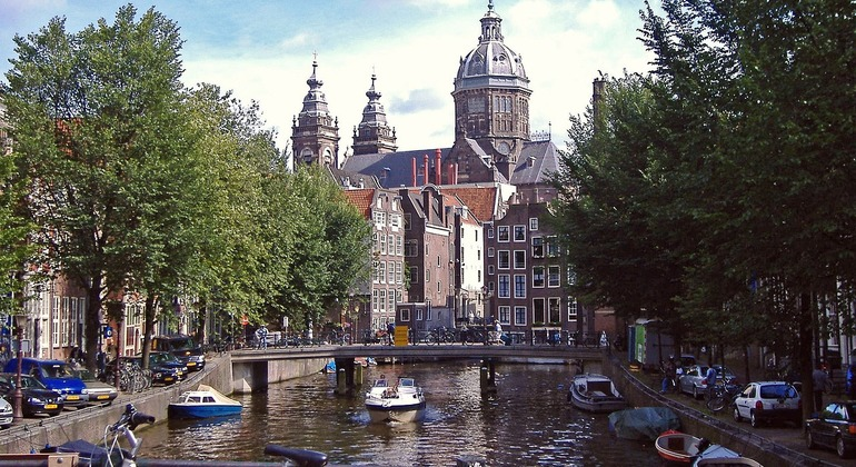 Complete Free Amsterdam Walking Tour Netherlands — #1