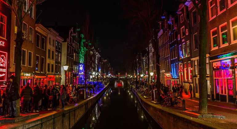 The Real Red Light District Tour Provided by InContext Tours