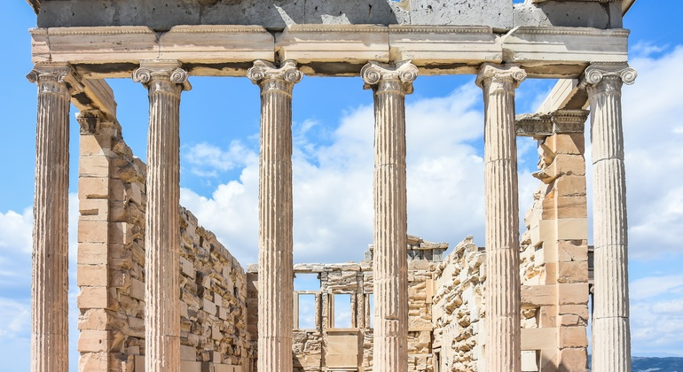 Athens in Spanish with Dimitris Greece — #2