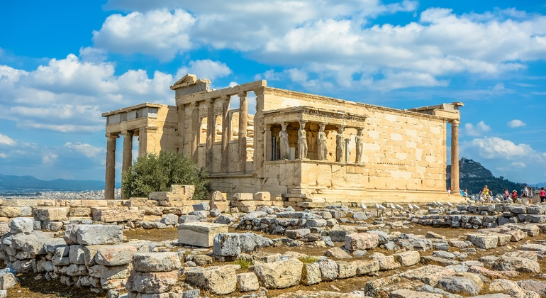 Athens in Spanish with Dimitris Greece — #5