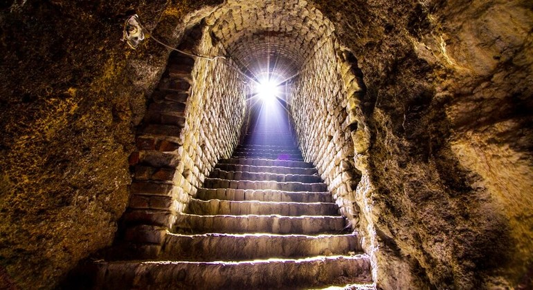Belgrade Underground Mysteries Tour Provided by Wanderlust Tours Belgrade