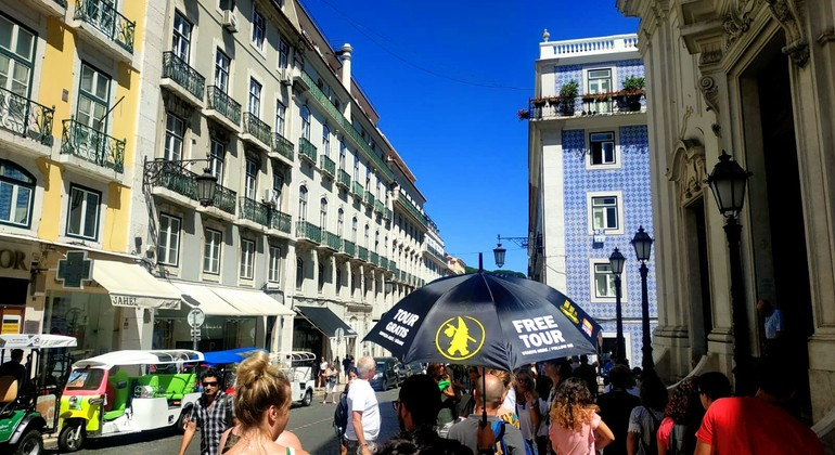Free Original Lisbon Tour with Free Tastings Provided by Tours Of My Life