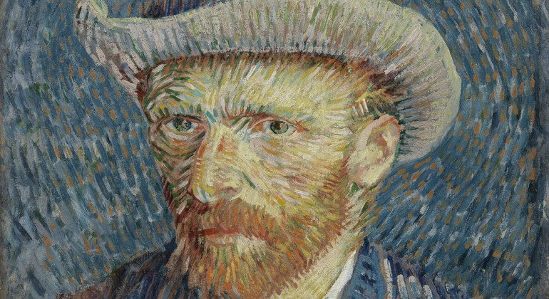 Guided Visit to the Van Gogh Museum Provided by Camaleon Tours