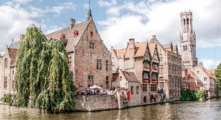 Magical Bruges and Truffle Tasting Provided by Alegría Tours
