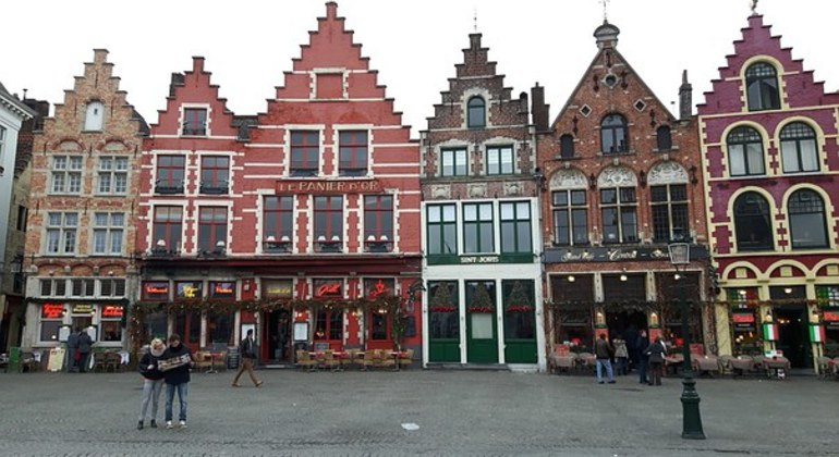 Day Trip to Bruges and Ghent Provided by Alegría Tours