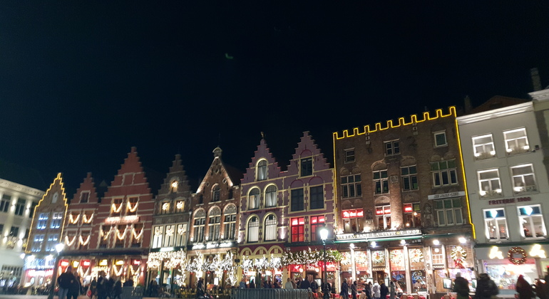 Bruges Night Walking Tour Provided by Ruta86tours