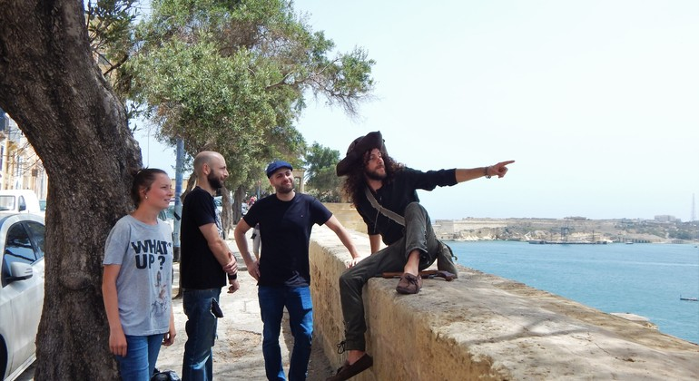 Licensed to Steal - Valletta Walking Tour Provided by The Real Malta Tours
