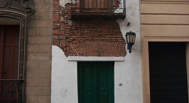 Walking Tour in San Telmo and Monserrat Argentina — #1