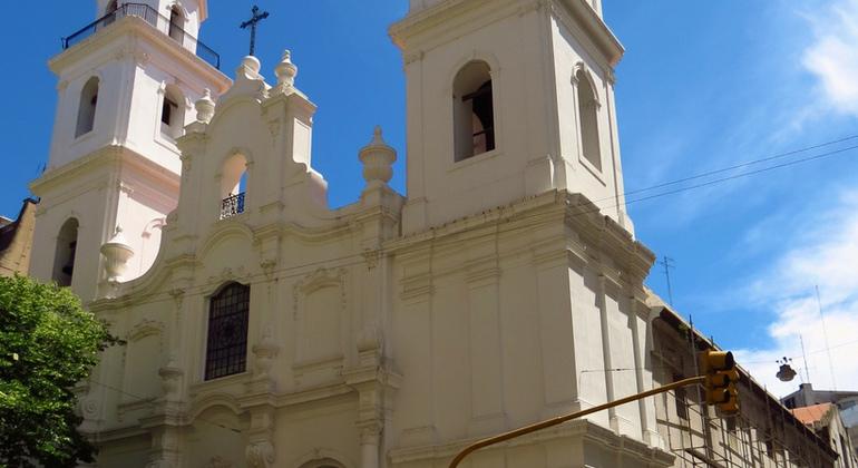 Walking Tour in San Telmo and Monserrat Argentina — #3