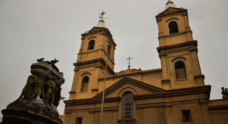Walking Tour in San Telmo and Monserrat Argentina — #4