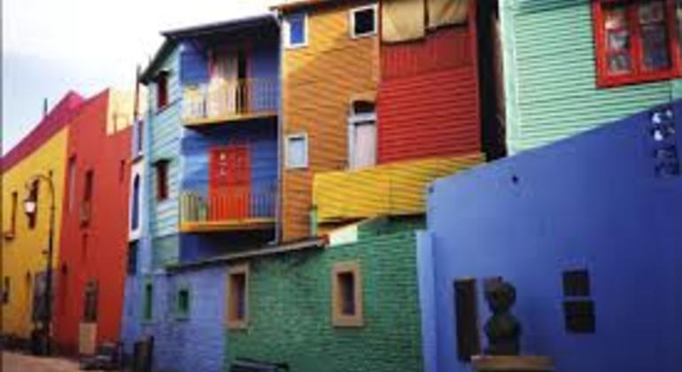 Walking Tour La Boca Argentina — #3