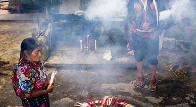 Sacred Mayan Caves & Fire Ceremony Provided by Alvaro Samuel Boton