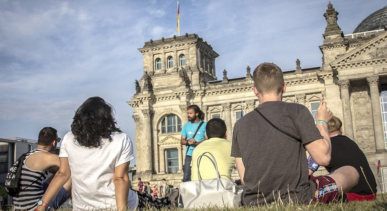 Free Tour of Berlin Germany — #28