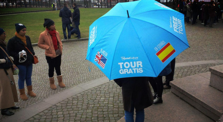 Free Tour of Berlin Germany — #42
