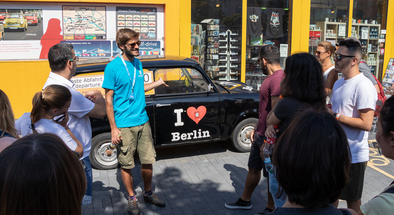 Free Tour of Berlin Provided by Generation Tours Berlin