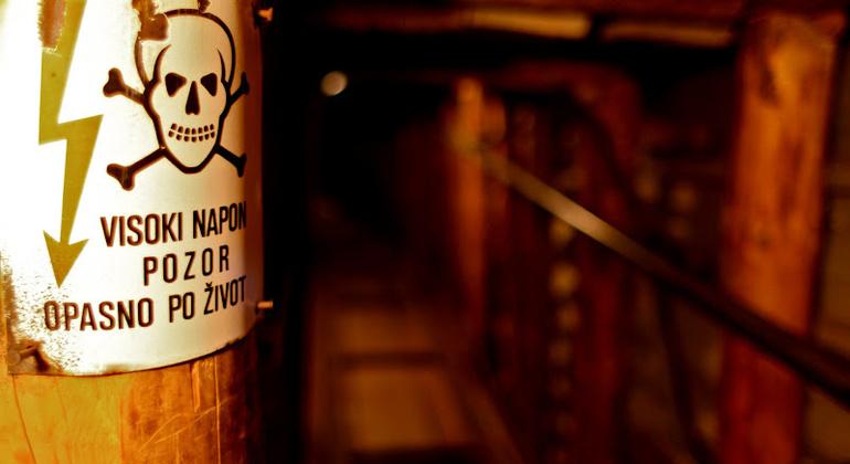 Sarajevo Total Siege Tour and Story of Death of Yugoslavia Provided by Sarajevo Funky Tours