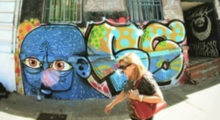 Back-To-Back Walking Tour Provided by Santiago Street Art Tours