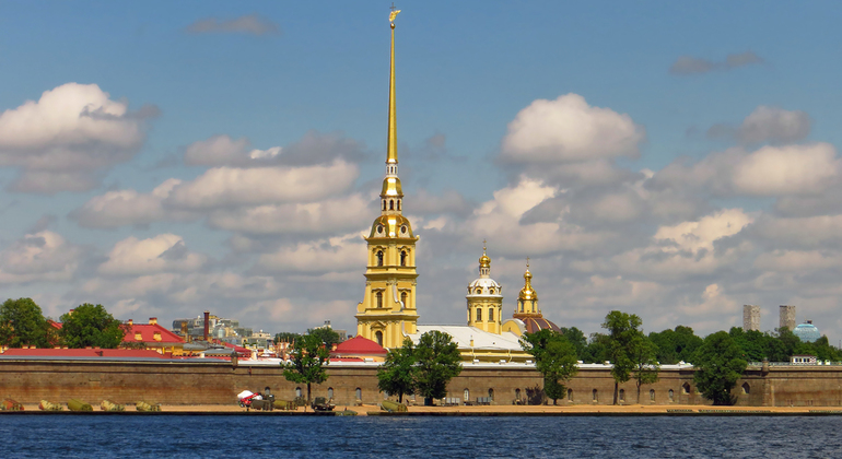 Fortress of the City of Saint-Petersburg Free Tour Provided by Pavel