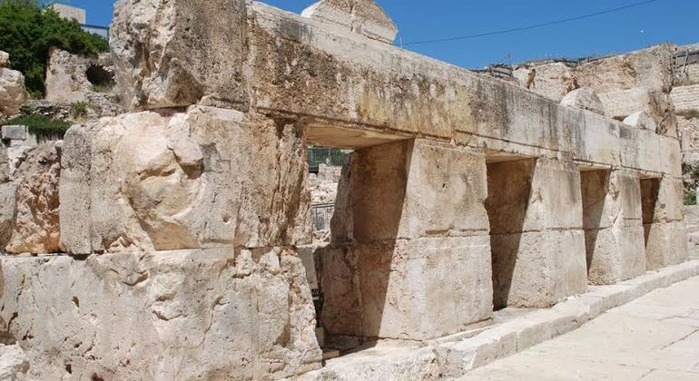 Jerusalem Archaeological Tour Provided by Zion Walking Tours